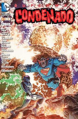 Superman: Condenado (Rústica 144 pp) #2