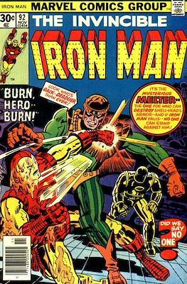 Iron Man Vol. 1 (1968-1996) (Comic book) #92