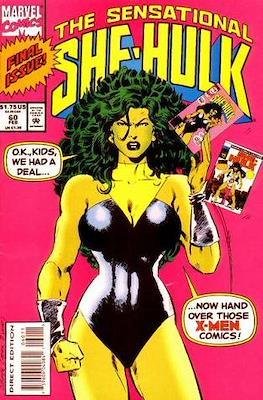 Sensational She-Hulk (1989-1994) (Grapa) #60