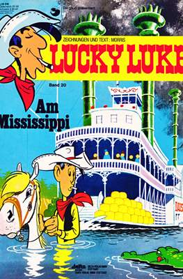 Lucky Luke (Softcover) #20