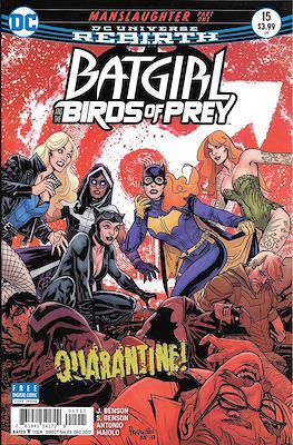 Batgirl and the Birds of Prey (2016-2018) (Grapa) #15