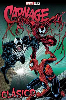 Carnage Clásico - Marvel Deluxe
