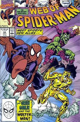 Web of Spider-Man Vol. 1 (1985-1995) (Comic-book) #66