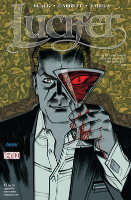 Lucifer Vol 2 (Comic Book) #5