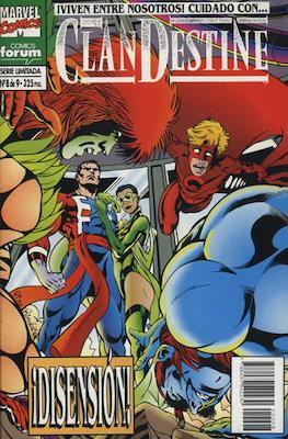 ClanDestine (1995-1996) (Grapa. 24 páginas.) #8