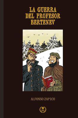 La guerra del profesor Bertenev (Cartoné 112 pp) #