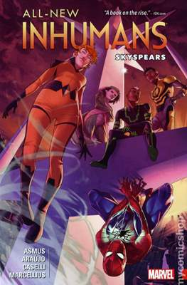 All-New Inhumans (Softcover 112-160 pp) #2