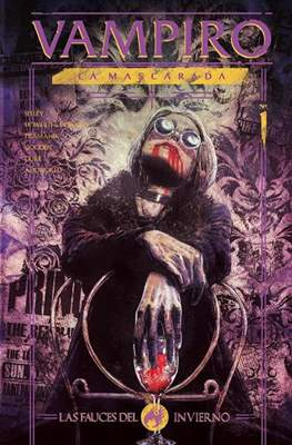 Vampiro: la mascarada (Grapa) #1