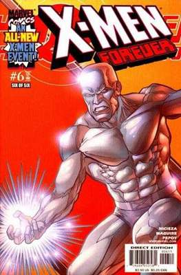 X-Men Forever (Comic Book) #6