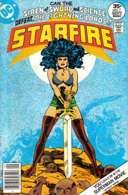 Starfire (Comic Book) #7
