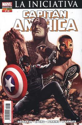 Capitán América Vol. 7 (2005-2011) (Grapa) #28