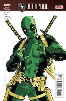 Deadpool Vol. 4 (Comic Book) #32