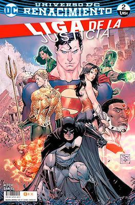 Liga de la Justicia. Nuevo Universo DC / Renacimiento #57 / 2