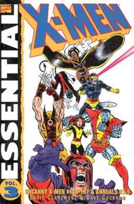 Essential X-Men (1999) (Softcover) #3