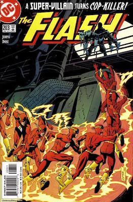 The Flash Vol. 2 (1987-2006) (Comic Book) #203