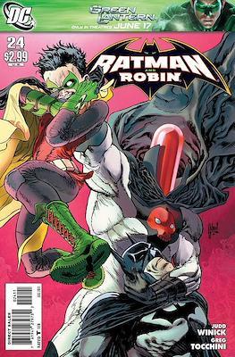 Batman and Robin Vol. 1 (2009-2011) #24