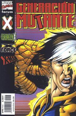 Generación Mutante (2000-2002) #7