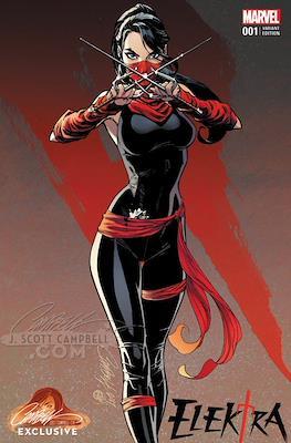 Elektra Vol. 4 (Variant Cover) #1.5