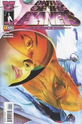 Battle of the Planets: Princess (2004-2005)