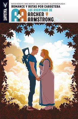 Las aventuras de Archer y Armstrong (Rústica 112 pp) #2
