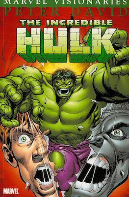 Marvel Visionaries: Peter David. The Incredible Hulk (Softcover) #5