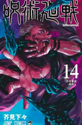 Jujutsu Kaisen - Guerra de hechiceros #14