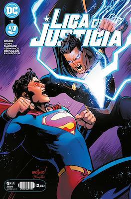 Liga de la Justicia. Nuevo Universo DC / Renacimiento #117/2