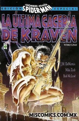 La última cacería de Kraven. Spider-Man #1