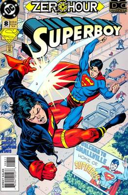 Superboy Vol. 4 #8