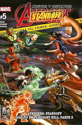 Nuevos y Distintos Avengers (Rústica) #5