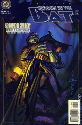 Batman: Shadow of the Bat (Comic book) #39