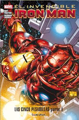 El invencible Iron Man (Rústica) #1