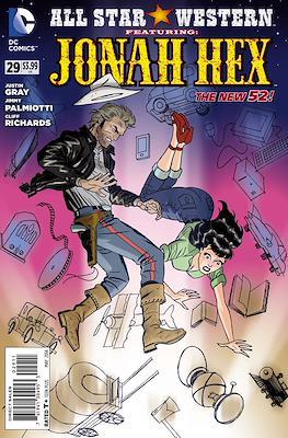 All Star Western vol. 3 (2011-2014) (Comic-book) #29