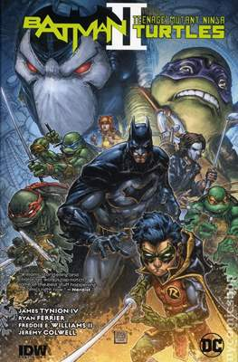Batman / Teenage Mutant Ninja Turtles II