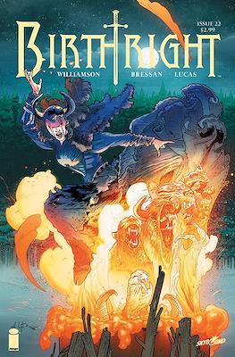 Birthright (Comic-book) #22