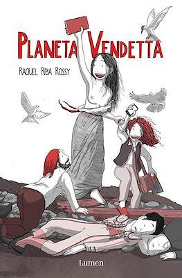 Planeta Vendetta (Rústica 160 pp)