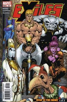 Exiles Vol 1 (Comic book) #55