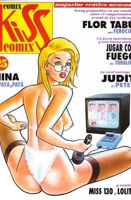 Kiss Comix #25