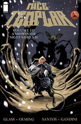The Mice Templar Vol. 3 A Midwinter Night´s Dream (Grapa) #1