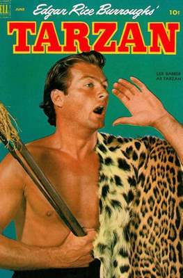 Tarzan (Comic-book) #33