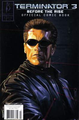 Terminator 3 Before the Rise