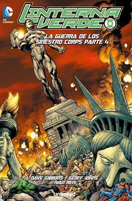 Linterna Verde: La guerra de los Sinestro Corps (Rústica) #4