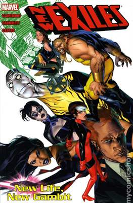 New Exiles (Softcover) #1