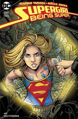 Supergirl: Being Super (2017) #3