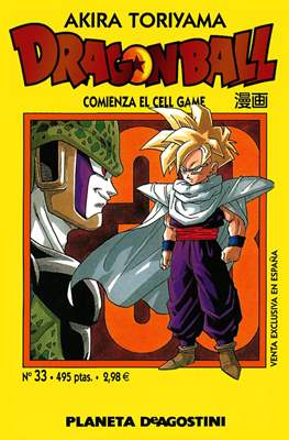 Dragon Ball (Rústica) #33