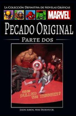La Colección Definitiva de Novelas Gráficas Marvel (Cartoné) #149