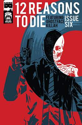 Twelve Reasons to Die (Comic Book) #6