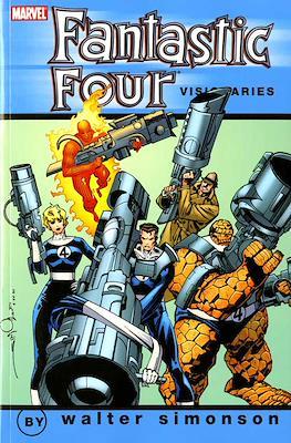 Fantastic Four Visionaries: Walter Simonson (Softcover) #2