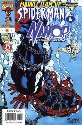 Marvel Team-Up Presenta (1998-1999) (Grapa 24 pp) #6