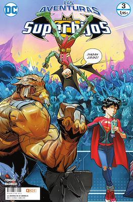 Las aventuras de los Superhijos #3